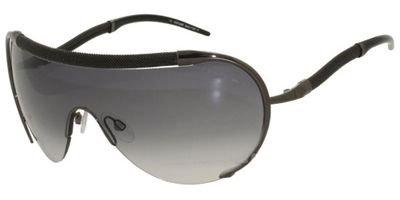 Roberto Cavalli Women's Eva 391S Sunglasses, Gunmetal/Grey, One Size
