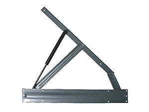 kit meccanismo standard sollevamento rete per letto con contenitore fai da te. Black Bedroom Furniture Sets. Home Design Ideas