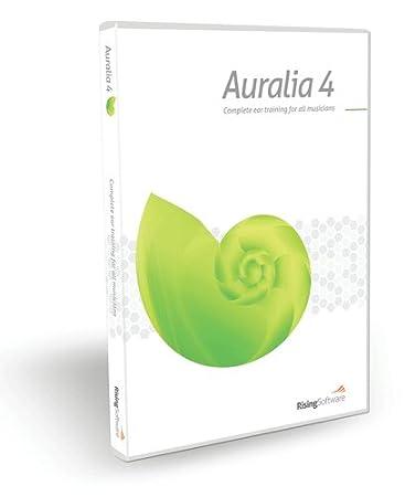 Sibelius Auralia 4 - Student Edition - CD-ROM