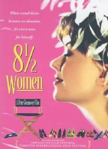Cover art for  8 1/2 Women