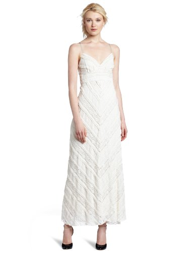 Willow & Clay Women's Lace Maxi Dress