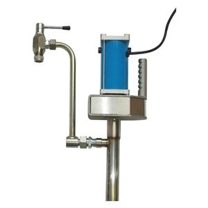 Drum Pump, 115Vac, 60 Hz, 1/2 Hp, Gpm 17