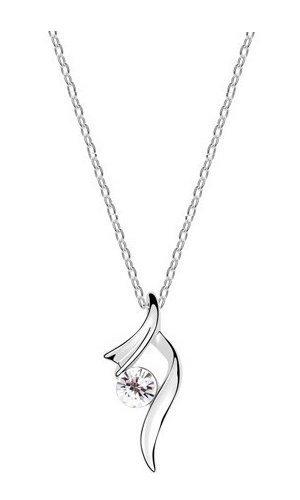 luxury collier pour femme et pendentif mod le occhio di venere avec des cristaux autrichiens. Black Bedroom Furniture Sets. Home Design Ideas