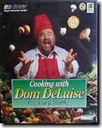Cooking with Dom DeLuise