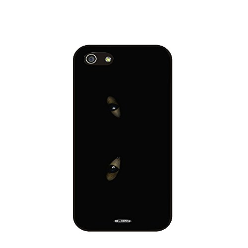 Dh-Hoping (Tm) Cell Phone Case For Personalizatied Custom Picture Iphone 5C Inch High Impackt Combo Soft Silicon Rubber Hybrid Hard Pc & Metal Aluminum Protective Case With Customizatied Skull Black Art Retro Style Luxurious Pattern (Skull-08)