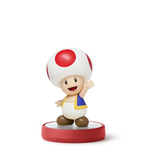 Toad amiibo (Super Mario Bros Series) - 1