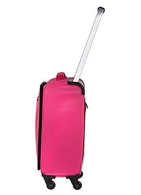 """18"""" Colbalt Pink ZFrame Super Lightweight Suitcase 3rd"""