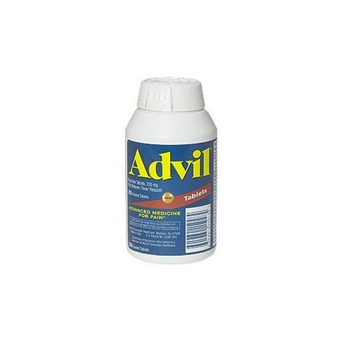 Advil-Ibuprofen Coated Tablets, 360 ct