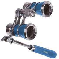Masterpiece Collection Sonata 3x Opera Glasses, Blue MC-SONATA