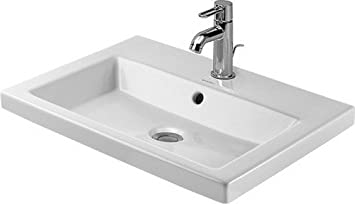Duravit 03476000001 2nd Floor Vanity Sink
