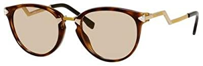 Fendi SUNGLASSES FF 0039 SUNGLASSES FG9 1M Havana 50mm