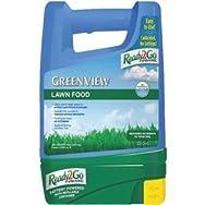 Ready-2-Go Spreader and GreenView Lawn Fertilizer-LAWN FOOD W/SPREADER
