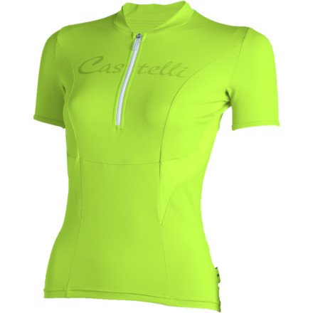 Buy Low Price Castelli Dolce Short Sleeve Women's Jersey (B00790VGKM)