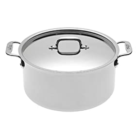 Tools Of The Trade Belgique Stainless Steel Stockpot 12 Qt