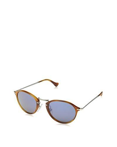 ZZ-Persol Gafas de Sol PO3046S (49 mm) Havana