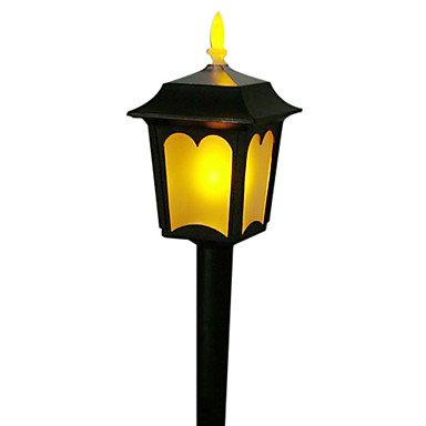 Antique Solar Led Outdoors Light With 3 Leds