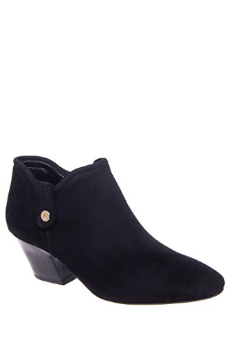 Roni Low Heel Ankle Bootie