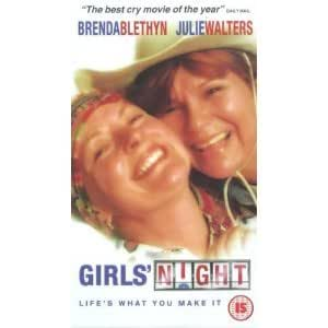 Girls' Night [VHS] [Import allemand]