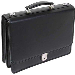mcklein-usa-lexington-double-compartment-laptop-case-black