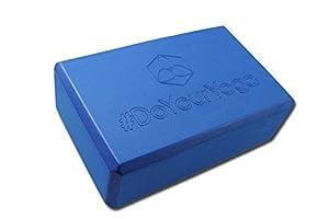 Cleverbrand aruna» ou «mousse dure très légère spécial yoga-dimensions du bloc pour un soutien spécial yoga-übungen. dans de nombreuses couleurs tendance. Bleu