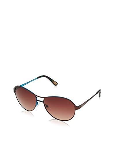 Guess Gafas de Sol GM0714 (58 mm) Marrón / Azul