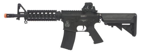 Soft Air COLT M4 CQB Full Metal AEG (Black)
