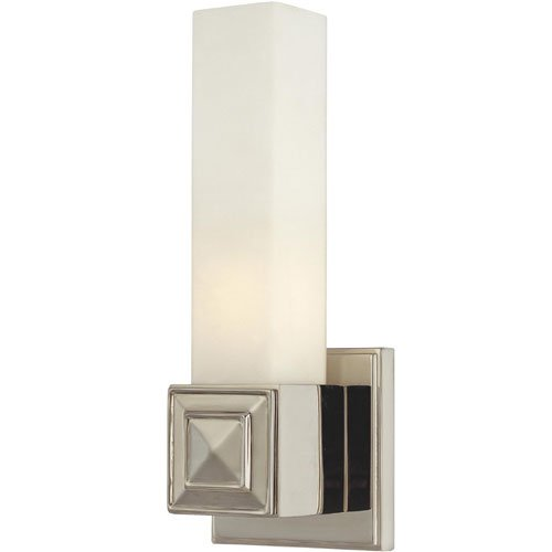 Hudson Valley Auburn Polished Nickel Bath Bracket at Amazon.com
