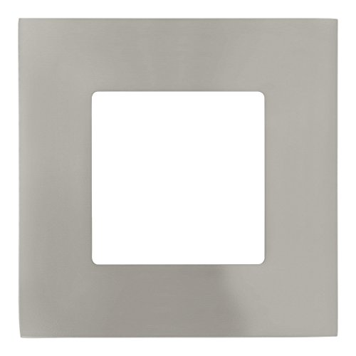 eglo-led-einbauspot-85x85-nickel-4000k-fueva1-27-watt-a-ip20