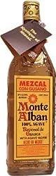 Monte Alban Mezcal, With Free Worm Bottle 700 ml by Sazerac Mexico