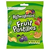 Rowntree's Fruit Pastilles 170g (Pack of 12)