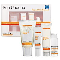 Murad Sun Undone(R) Radiant Skin Renewal Kit ($77 Value) Sun Undone Radiant Skin Renewal Kit