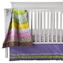 Trendlab Rainbow Floral 3pc Crib Set - 1