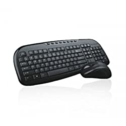 INTEX DUO 605 WIRELESS KEYBOARD COMBO with 1 year of manufacturer warranty