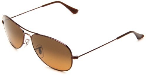 Ray Ban Cockpit Sunglasses Non Polarized Gradient