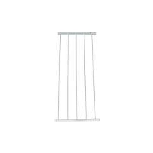 Cardinal Duragate Pet Gate Side Extension - White - Close Larger Area front-941998