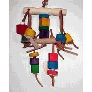 Hangman Bird Toy