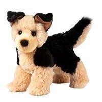 "Sheba German Shepherd 8"" by Douglas Cuddle Toys by Douglas Cuddle Toys"