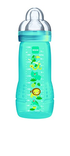 Mam-2nd-Age-330ml-Bottle-6-Months-and-Colour-Blue-circus-patterns