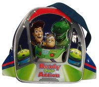 Disney Toy Story 3 - Spaceship Shape Insulated Lunch Box