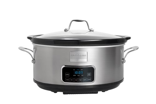 Frigidaire Professional Stainless 7-Quart Programmable Slow Cooker (8 Quart Programmable Slow Cooker compare prices)
