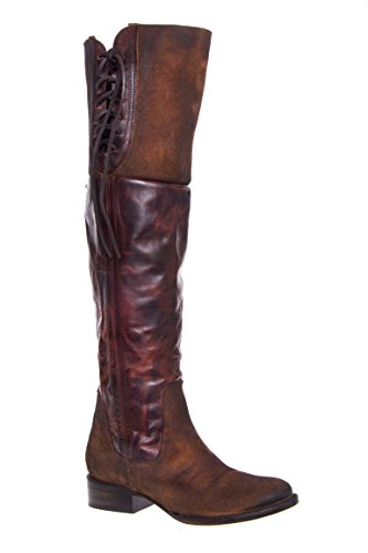 West Knee High Boot