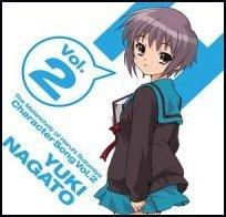 Melancholy of Haruhi Suzumiya Vol. 2 Yuki Nagato Soundtrack