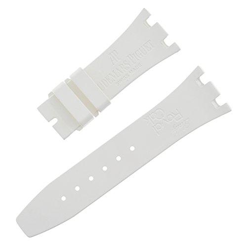 audemars-piguet-br-403585010ca-22-16-mm-chene-royal-bande-de-montre-en-caoutchouc-blanc