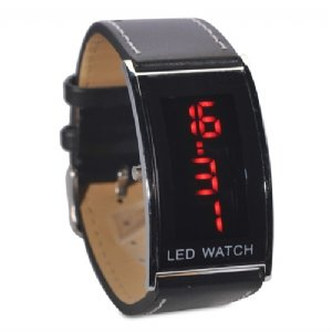 ROOT LED Watch – Red Lights