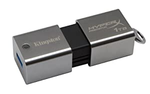 Kingston DataTraveler HyperX Predator 1TB USB 3.0 Flash Drive (DTHXP30/1TB)
