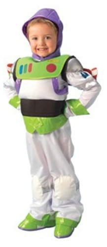 Imagen principal de Buzz Lightyear Toy Story 'Platinum' Costume - Child's Fancy Dress - Medium (disfraz)