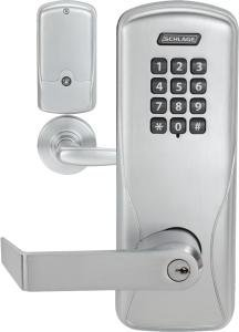 Schlage Co100Cy70-Kp-Rho-626-Jd Offline Cylindrical Classroom/Storeroom Electronic Lock Prep For Fsi