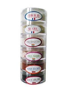 Das Gourmet Salt Sampler