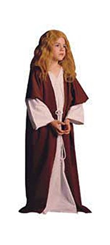 Child's Moses Shepherd Biblical Costume (Size: Small 4-6)