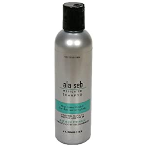 Ala Seb Medicated Shampoo, Maximum Strength, 4 fl oz (118.3)